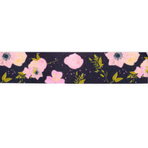 Petal Decorated Ribbon