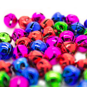 Assorted Multi Coloured Bells
