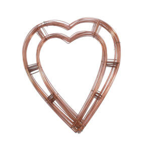 Metal Heart Frame