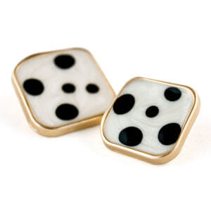 Dalmation Colour Button